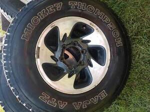Rims and tyres Boyne Valley Gladstone Surrounds Preview