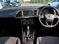 2017 SEAT Leon 1.6 TDI SE Dynamic Technology 5dr DSG Auto Hatchback Diesel Autom