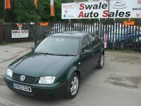 2003 VOLKSWAGEN BORA SE TDi 1.9L DIESEL FULL SERVICE HISTORY, 2 OWNERS FROM NEW