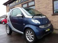 2007 SMART FORTWO PASSION SOFTOUCH COUPE PETROL