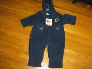 BRAND NEW - Winnie the Pooh Snow Suit Size 6 Months