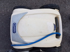 Robotic Pool Cleaner - SOLD PPU