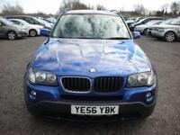 2006 56 BMW X3 2.0 D SE 5D 148 BHP DIESEL