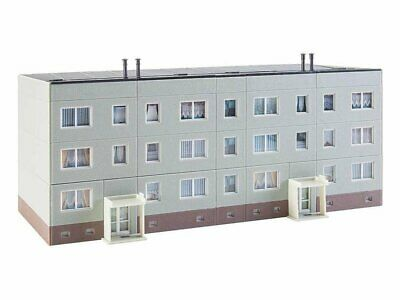 FALLER 130801 Plattenbau P2 Basispackung Bausatz H0
