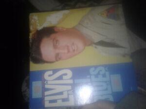 record album  Elvis  go blues