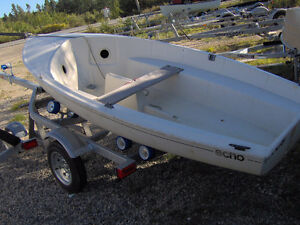 12' Echo Rowboat