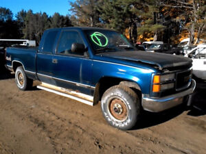1995 GMC2500 (J03354) Parts Available