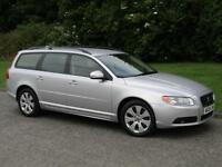 2008 Volvo V70 2.4D SE D5 6 Speed Manual Diesel Estate 163 bhp