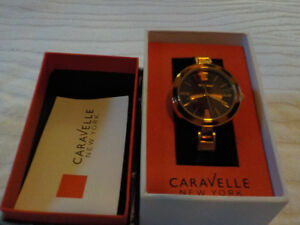 New, Never Worn (Caravelle New York by Bulova) Watches