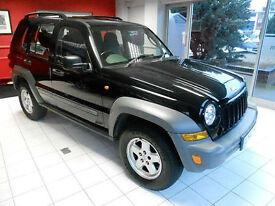 2006 Jeep Cherokee 2.8TD ( 161bhp ) 4X4 Auto Sport VERY CLEAN CAR HPI CLEAR