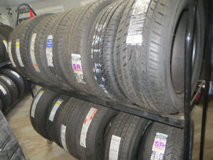 SUMMER TIRE CLEARANCE AT HUNTER LAKE TIRE FIRST COME FIRST GRAB