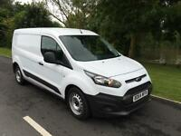 2014 64 FORD TRANSIT CONNECT 1.6TDCi 95 BHP 1 COMPANY OWNER