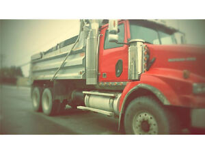 2006 Western Star Dump Truck & Pony Motivated to Sell
