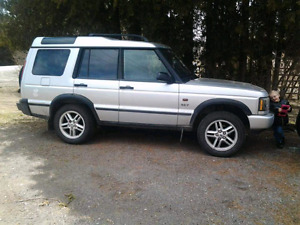 03 Land Rover Discovery 2