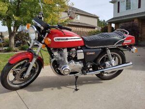 1980 Suzuki GS850G