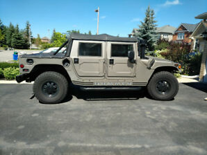 2001 Hummer H1 Mint Condition