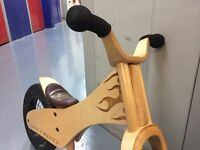 Child wooden bike Early Rider for sale
