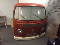 VW Camper T2 Bay Window Front - 1970s - Amazing Condition