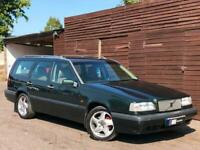 1996 Volvo 850 2.3 T5 Turbo 5dr [1996-P] [LEFT HAND DRIVE] ESTATE Petrol Manual