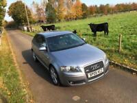 2005 Audi A3 2.0 TDI Sportback DSG S Line - Diesel Auto **FULL SERVICE HISTORY**