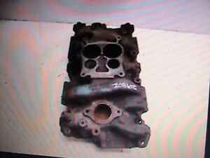 looking for a chevy small block 4 bbl intake manifold
