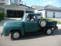 50th Anniversary 1953 Ford F100 Pickup- US truck