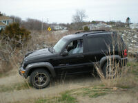 2003 Jeep Liberty Rocky Mountain SUV, Crossover