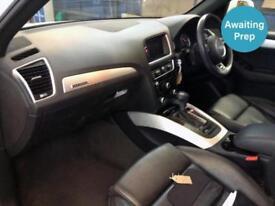 2014 AUDI Q5 2.0 TDI Quattro S Line 5dr S Tronic SUV 5 Seats