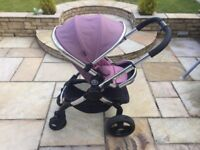 Icandy peach 3 pushchair and pram