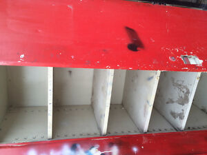 NEED Gone!!! 2 Storage Steel Cabinet good condition