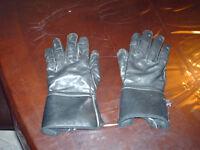 Gant de véritable cuir 3/4 de long pour femme