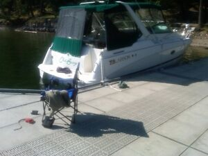 Cabin Cruiser with Trailer for sale
