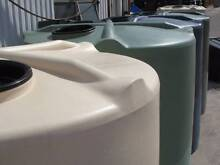 5000 LITRE ROUND RAIN WATER TANK  INCL DEL 250k RADIUS SYDNEY Revesby Bankstown Area Preview