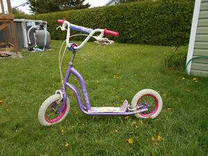 Trottinette fillette