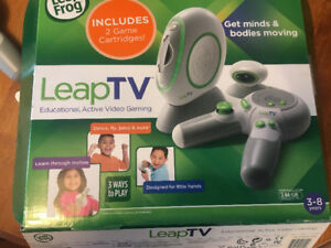 Leap Tv children's game system