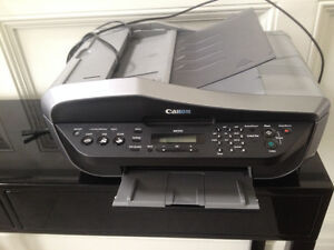 Canon laser fax copier and printer with ink! $50 OBO Dieppe