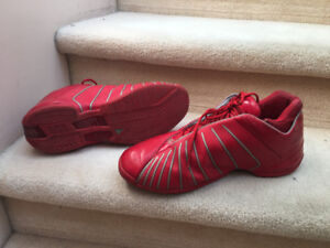 Adidas size 13 Non Marking shoes in excellent condition