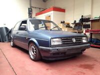 Volkswagen Mk2 Golf Breaking Jetta Coilovers Bike Carbs conversion G60 steels Coilovers