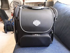 Harley Davidson touring bag