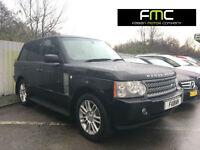 2009 Land Rover Range Rover 3.6TD V8 auto Vogue **Full History - Top Spec**
