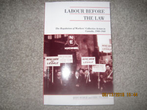 Labour Before the Law - Fudge and Tucker