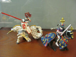 Schleich Knights and Horses