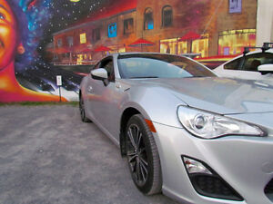 2013 Scion FR-S Man Coupe (2 door)