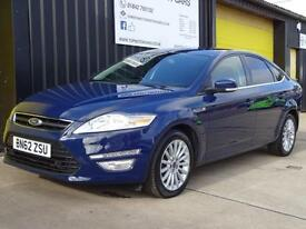 2012 (62) Ford Mondeo 2.0 TDCi 140 Zetec Business Edition 5dr Diesel