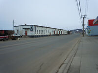 Rail Spur Industrial Building &Property for sale or lease