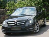 2011 Mercedes-Benz C Class 2.1 C250 CDI BlueEFFICIENCY AMG Sport Edition 125 7G-