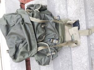Canadian Army Large Field Pack