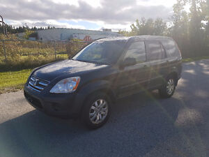 2005 Honda CR-V SAFETIED, E-TESTED & WARRANTY