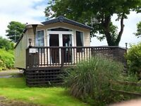 3 Bed Platinum caravan at Havens Lydstep Beach Tenby to hire school summer holidays 20th August