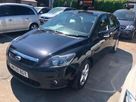 Ford Focus 1.8 125 2009.5MY Zetec